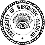Numen lumen, UW–Madison's official seal.