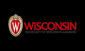 UW logo, flush